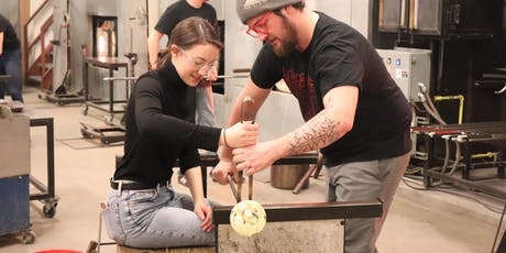The Basics of a Bubble: Glassblowing Weekend tickets