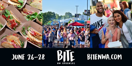 BITE NW Arkansas | June 26-28