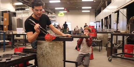 YOUTH CAMP! Molten Madness: Intro to Glassblowing tickets