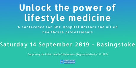 Unlock the Power of Lifestyle Medicine tickets