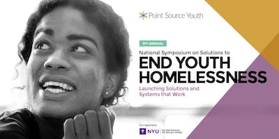 3rd National Symposium on Solutions to End Youth Homelessness