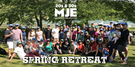 MJE Spring Retreat to Recharge for 20s & 30s  #mjeswing tickets