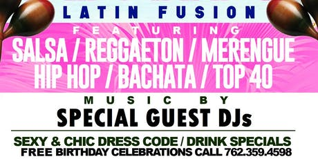 HAVANA NIGHTS LATIN FUSION  tickets