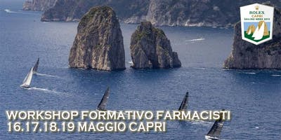 WORKSHOP ECM FARMACISTI ISOLA DI CAPRI 2019