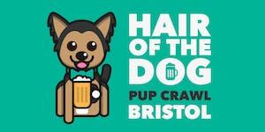 Hair of the Dog - Pup Crawl Bristol