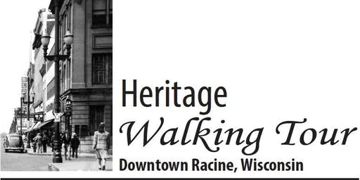 2019 Heritage Walking Tours