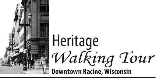 2019 Heritage Walking Tours