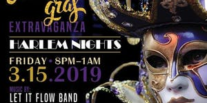 Harlem Nights :: Mardi Gras Extravaganza