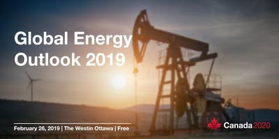 Global Energy Outlook 2019