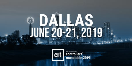 LGT Controllers' Roundtable 2019: June tickets