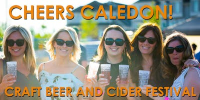 Cheers Caledon! Craft Beer and Cider Festival