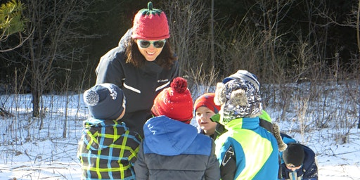 March Break Adventure Camp 2020 at Apps' Mill Nature Centre