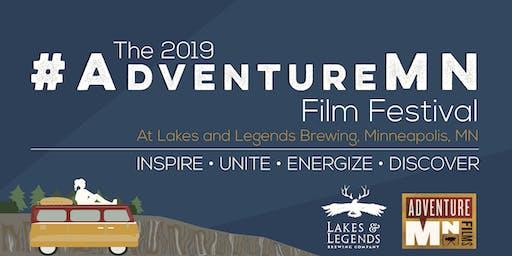 #AdventureMN Film Fest – November 7, 2019