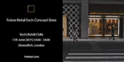 Riset: London Fashion Week Pop Up Store