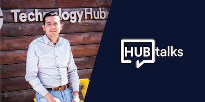 """HUBtalk """"Industria 4.0: Cómo aprovechar su potencial"""" por Macario Grijalva"""