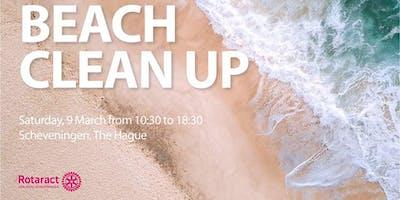Rotaract Beach Clean-Up!