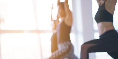 Sunrise Yoga + Fresh Juice at The Watergate Hotel