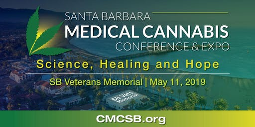 EARLY BIRD - Save Up to 41% - Ends March 27th - Santa Barbara Medical Cannabis Conference & Expo
