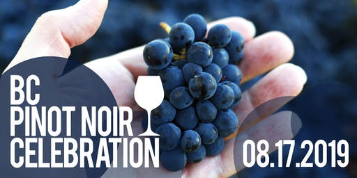 BC Pinot Noir Celebration 2019