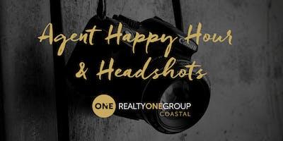 Agent Happy Hour and Headshots