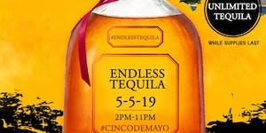 5/5 | #EndlessTEQUILA | A Cinco de Mayo Celebration |...
