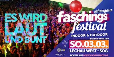 Schongaus Faschingfestival