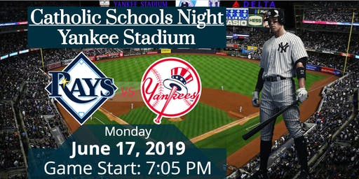 2019 Catholic Schools Night at Yankee Stadium - Northeast/East Bronx Students