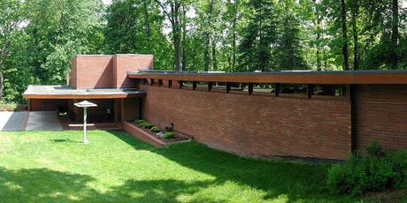 2019 Frank Lloyd Wright Affleck House Tour tickets