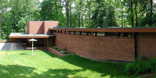 2019 Frank Lloyd Wright Affleck House Tour
