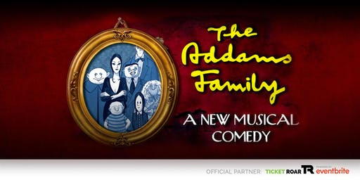 South Carrick - The Addams Family @ 3.16