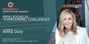 Women's Inspire Event Donegal - Overcoming Challenges