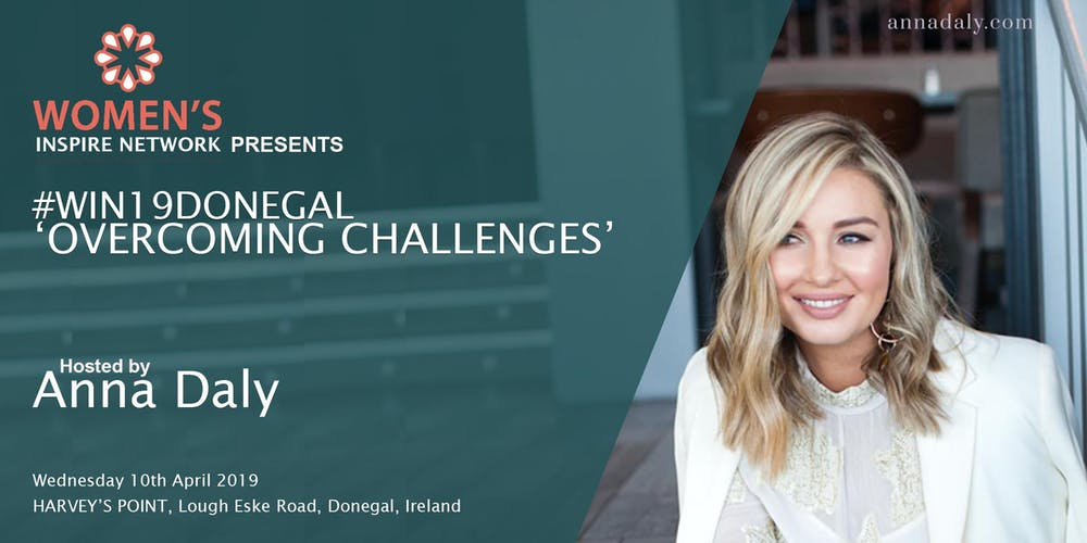 Women s Inspire Event Donegal - Overcoming Challenges Tickets a952f9894