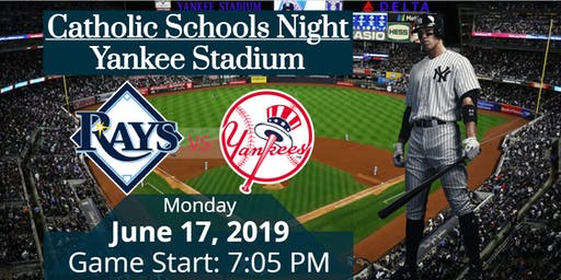 2019 Catholic Schools Night at Yankee Stadium