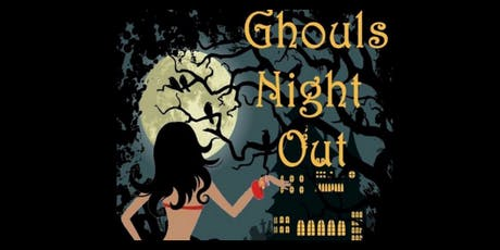 Ghoul's Night Out Halloween Bash at American Social on Las Olas - Free Costume Party! tickets