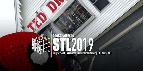 GeekCraft Expo STL 2019 tickets