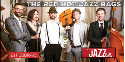 JCN - The Red Hot Jazz Rags - Live at Jazzino