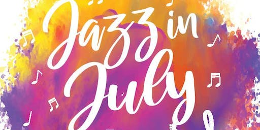 2019 Jazz in July: Commemorating the Stonewall Uprising!