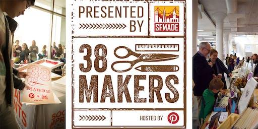 38Makers 2019 - Holiday Fair at Pinterest