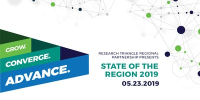 RTRP's 2019 State of the Region: Grow. Converge. Advance.