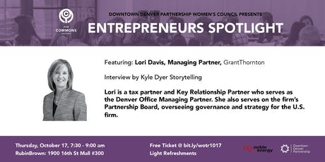 Women On The Rise Featuring Lori Davis tickets