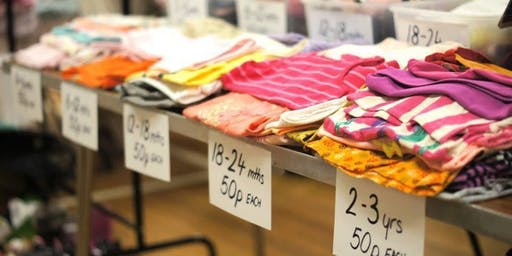 FARNHAM Mum2Mum Market Nearly New Baby and Children's  Sale 28 Sept 2-4pm