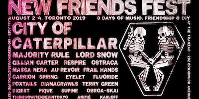 New Friends Fest 2019