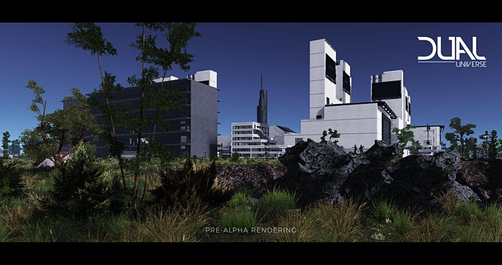 Novaquark Montréal / Dual Universe Live Demo image