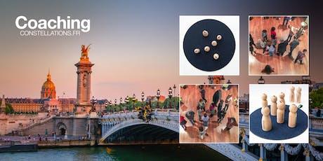 Le Coaching Systémique et constellations en Entreprise: Les Fondamentaux Module 1. Paris, octobre 2019 tickets