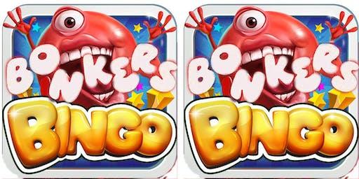 Bonkers Bingo Fundraiser for CHUF - Ryton Social Club