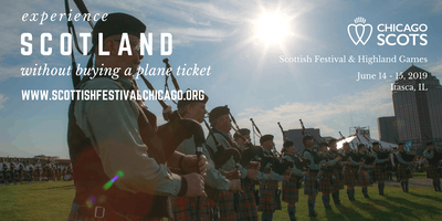 2019 Clans & Organizations - Scottish Festival & Highland Games