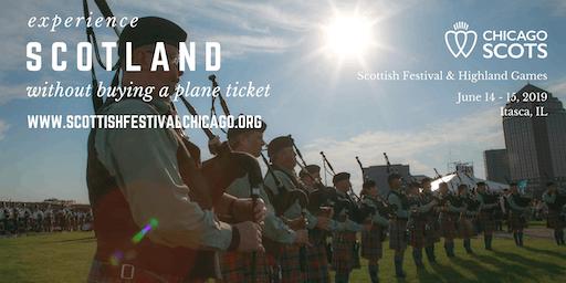 2019 Clans & Organizations - Scottish Festival & Highland Games