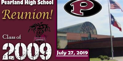 Pearland High School class of 2009 Reunion