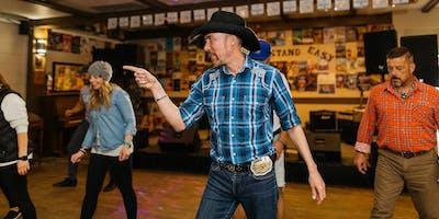 Jasper Pride Line Dancing Workshop