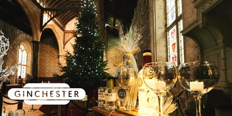The Ginchester Christmas Market 2019 tickets